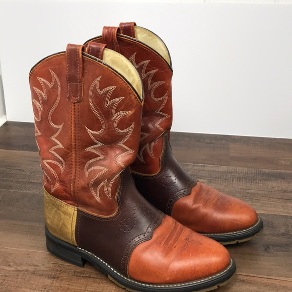 0260e3f8739 Double-H Boots Snakebite Saddlevamp Western Boots